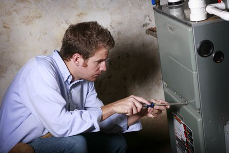 High-Efficiency Furnace Combustion Problems
