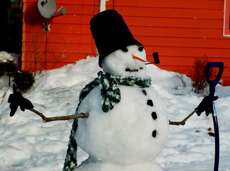 How To Build A Snowman A Better Easier Way
