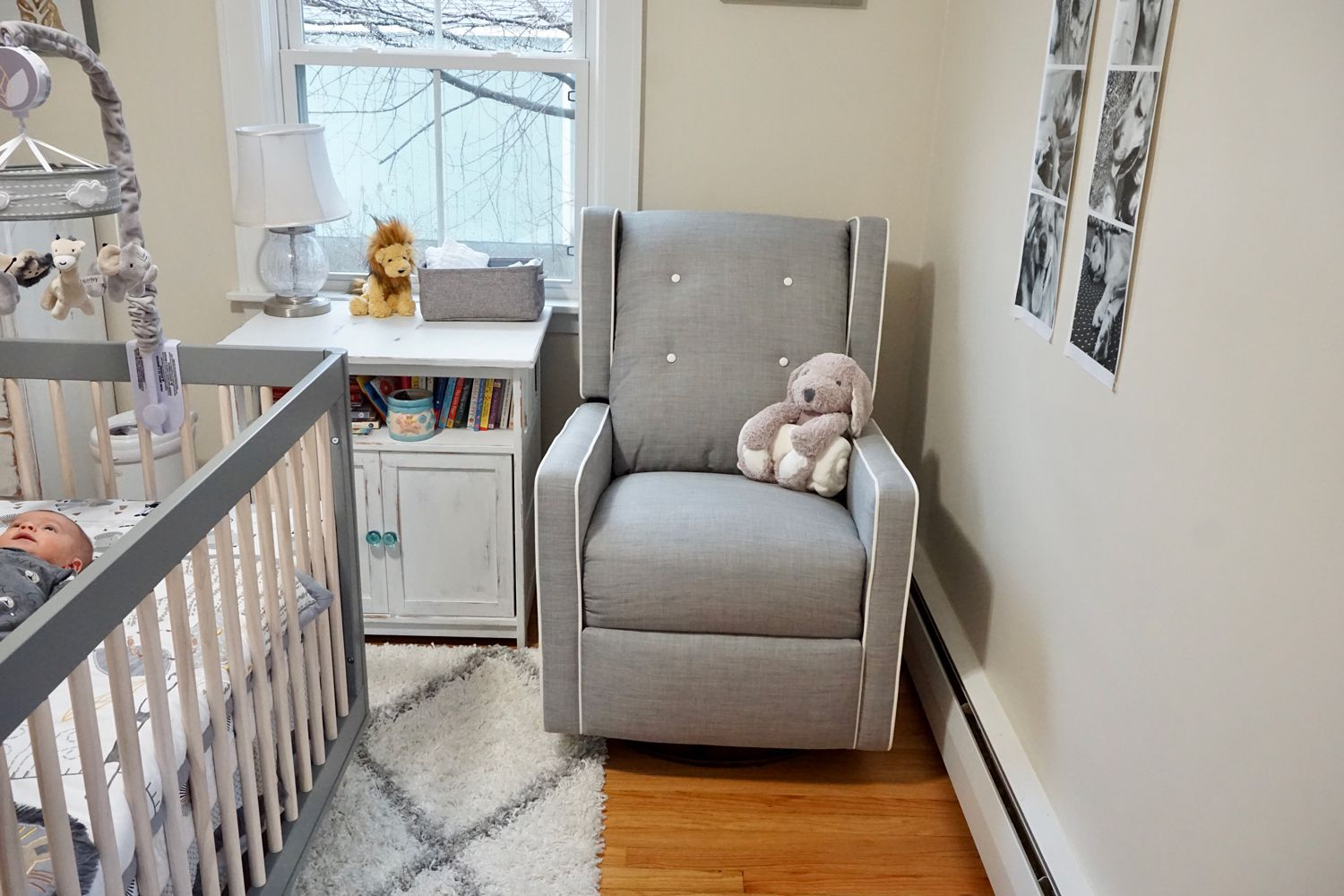 Baby Relax Mikayla Gliding Recliner