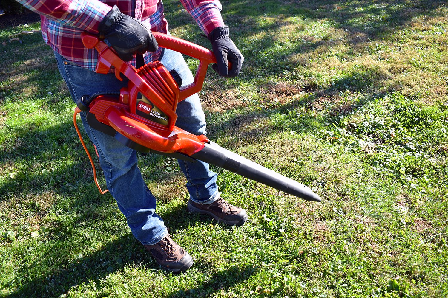 Toro Ultra Blower Vac Review A Cleverly Designed Three In One Tool