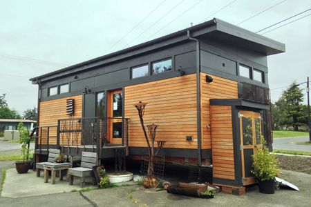 Sprout Tiny Homes House Community