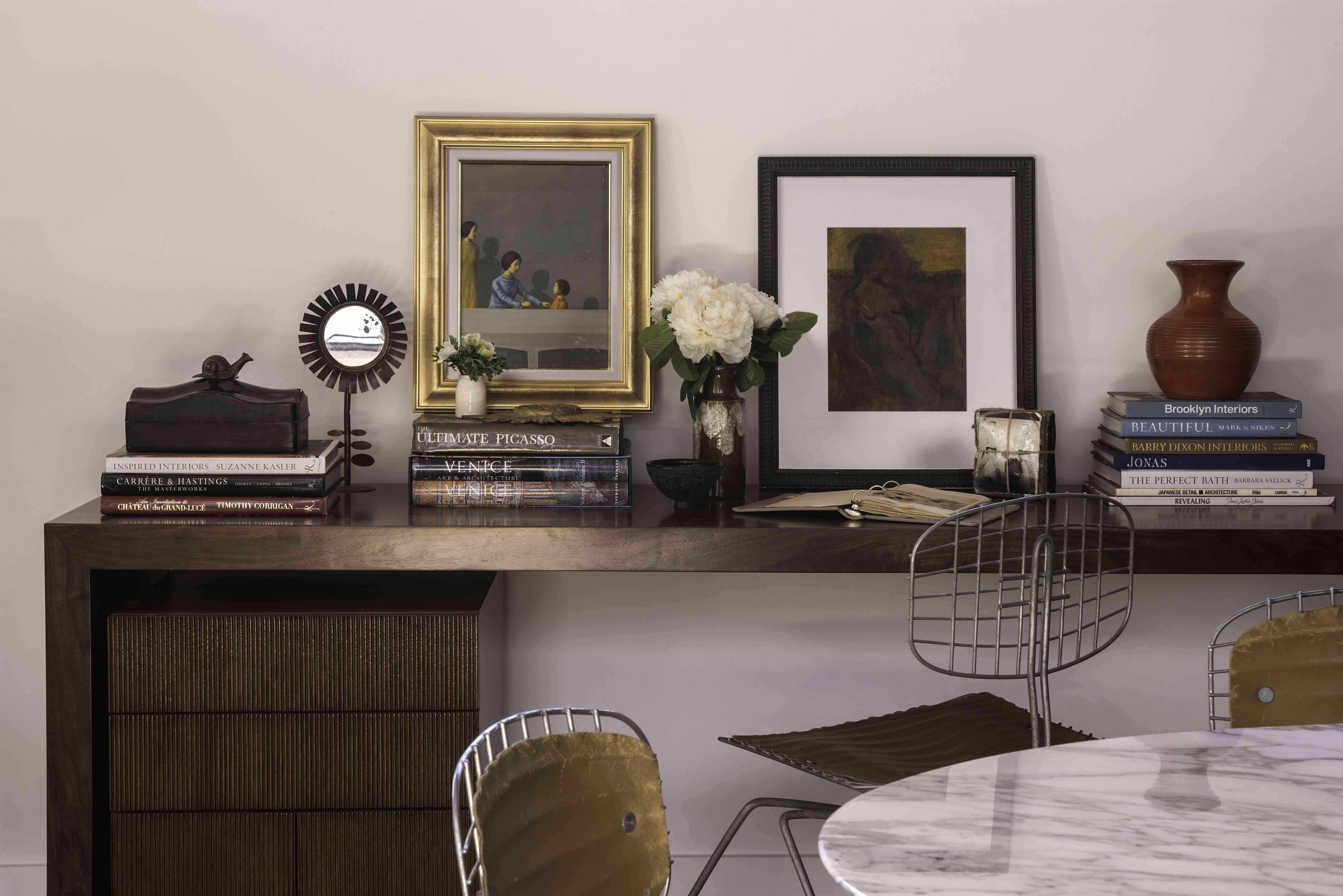 Chris Barrett's Office