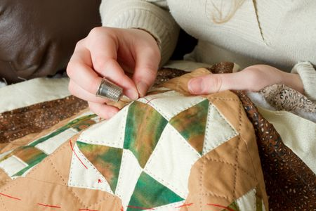 Proper wash and care for handmade quilts
