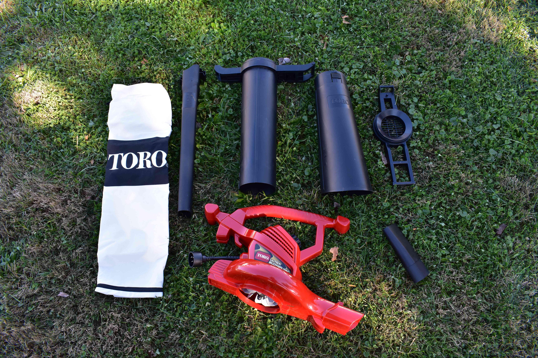 Toro Ultra Blower Vac