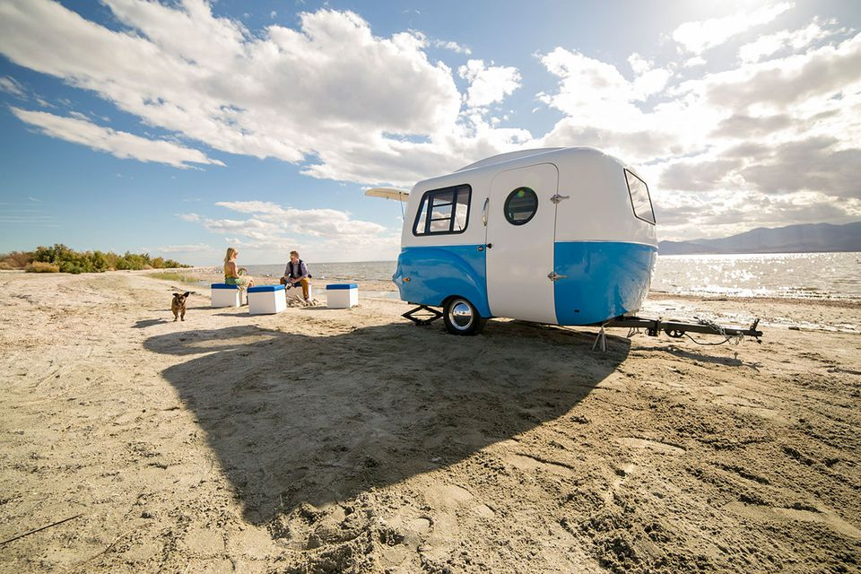 8 Staycation Worthy Tiny Homes For Sale: 8 Best Small Camper Trailers