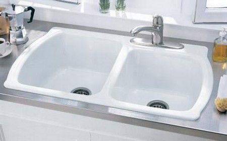 Magnificent Solid Surface Sinks For Your Kitchen Download Free Architecture Designs Scobabritishbridgeorg