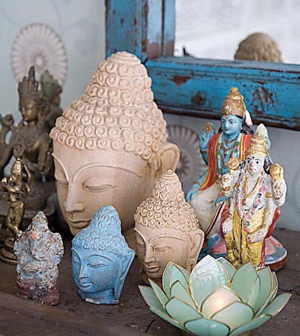 buddha altar items