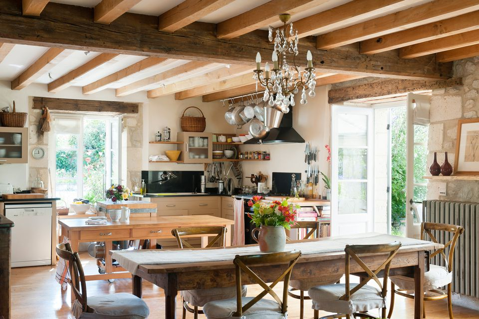 french country kitchen decorations style your home with country decor 3609
