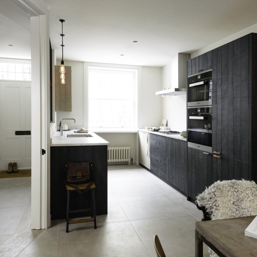 Sebastian Cox kitchen for deVOL.