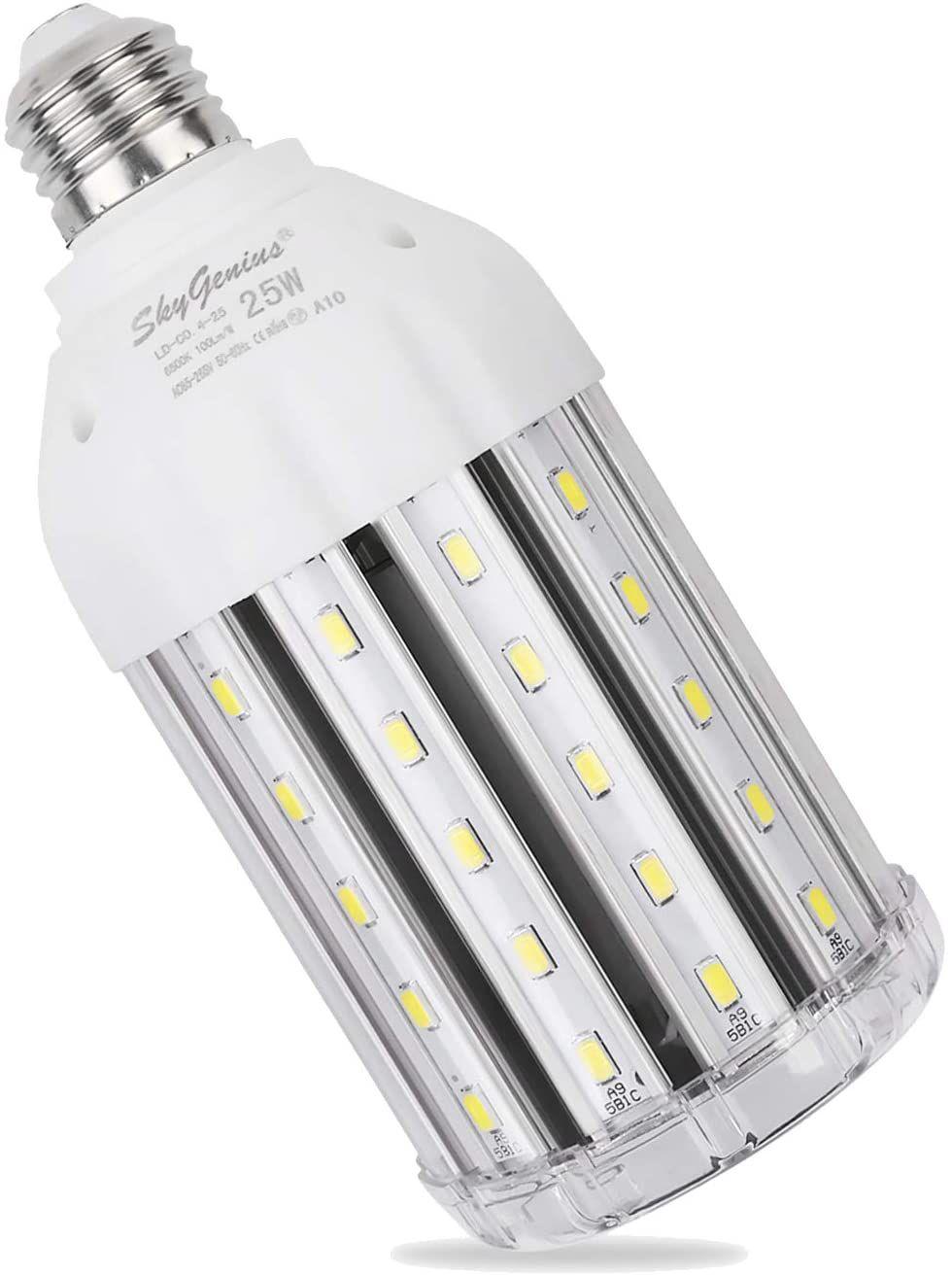 Daylight LED Corn Light Bulb