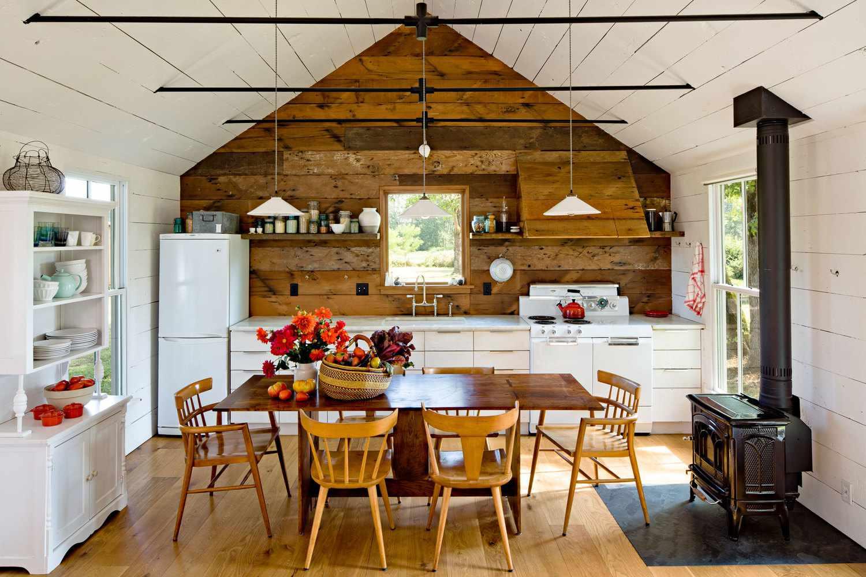 8 Modern Cottage Kitchens For Every Decorating Taste