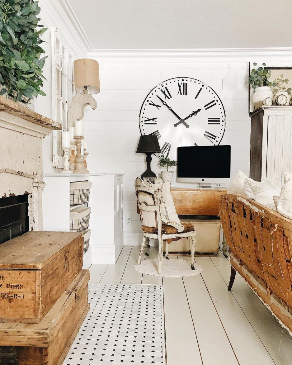 Decorate A Room: 19 Ways To Decorate With Shiplap