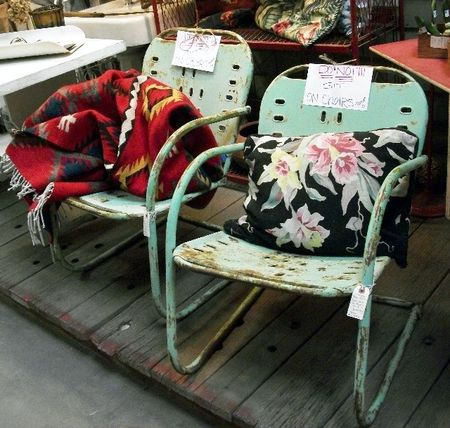 Where To Find Vintage Garden Furniture