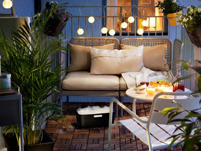 17 Ways To Turn Your Tiny Balcony Into An Irresistible Outdoor E Room Ideas