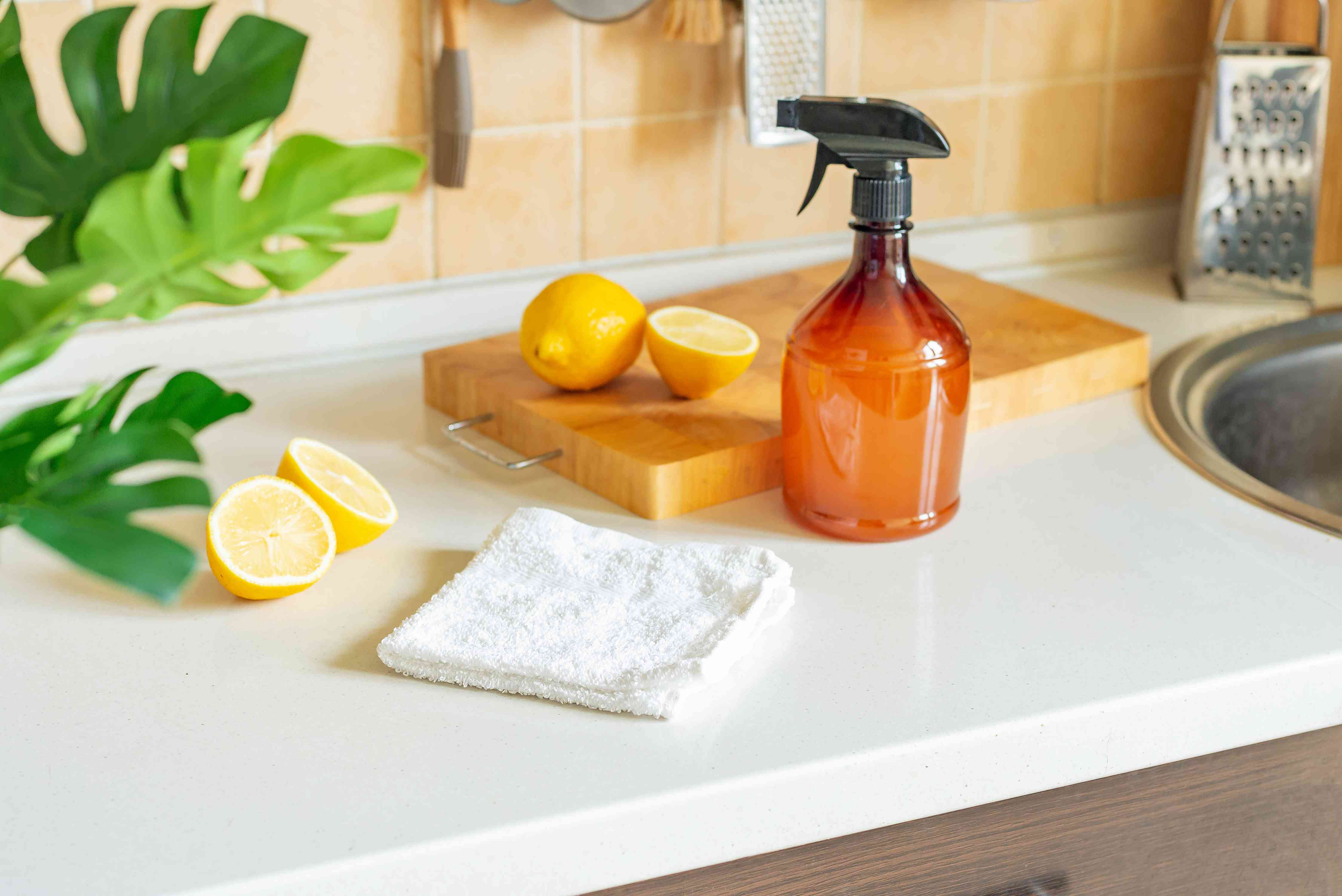citric acid used in cleaning