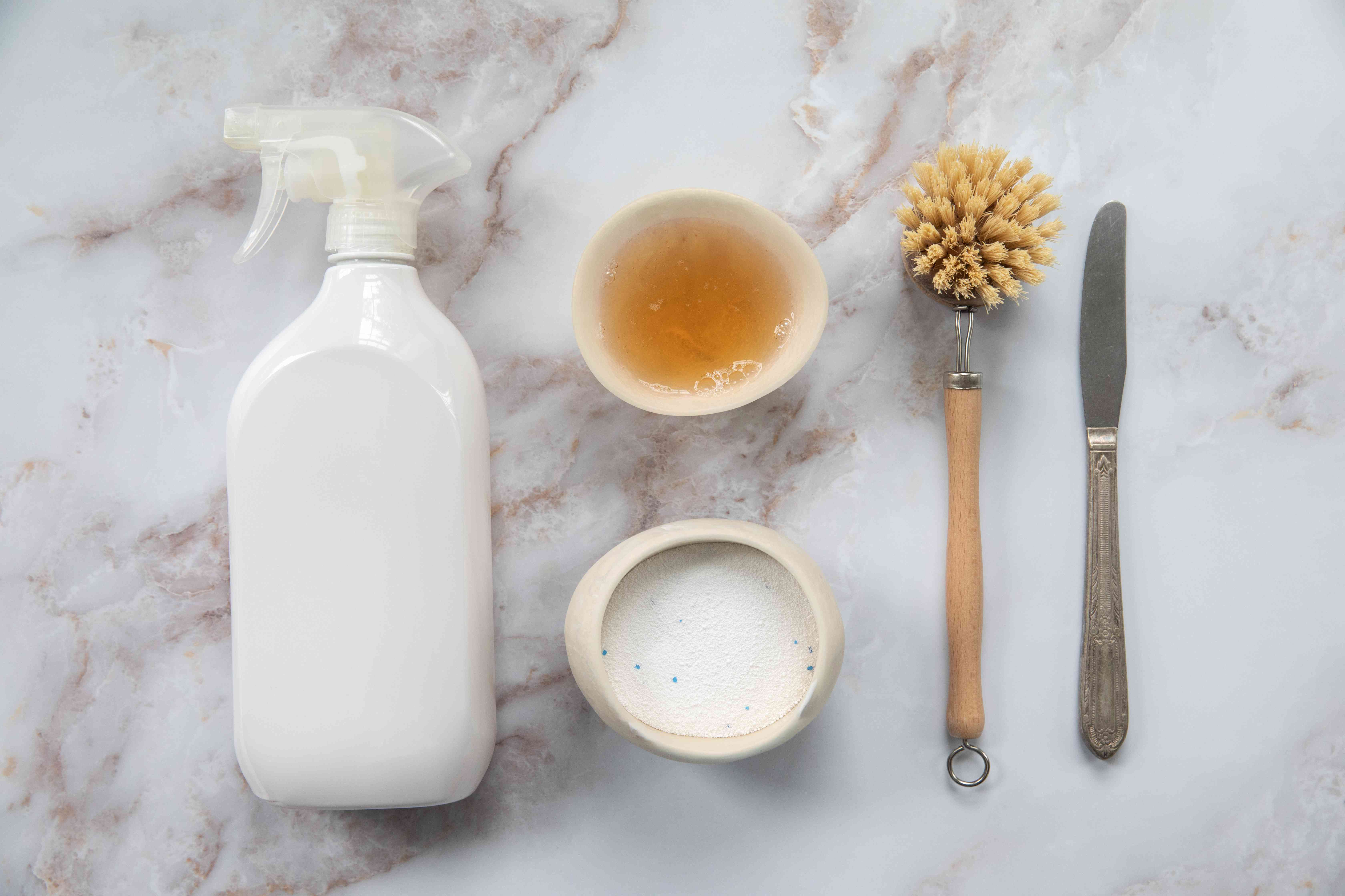 materials for removing lotion stains