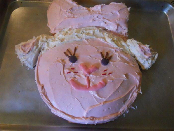 Pastel de Lamb Doc de McStuffins