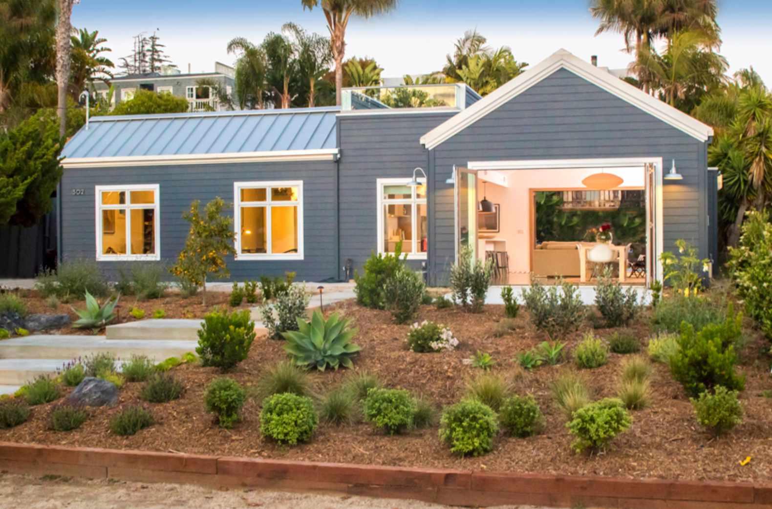 california beach shack