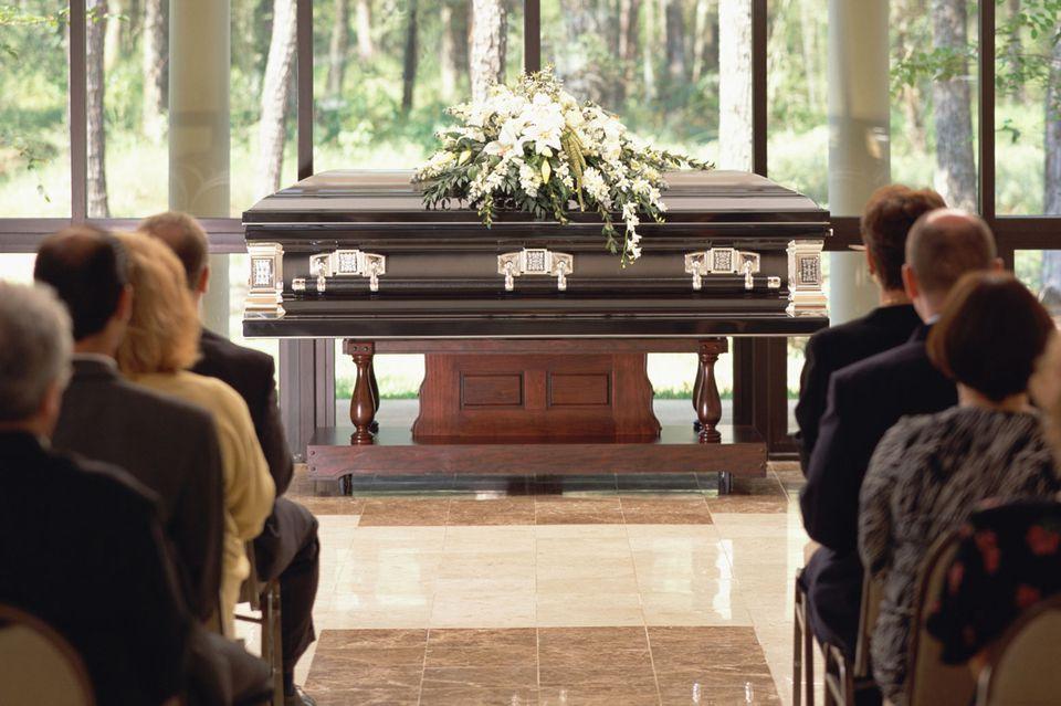 Funeral visitation