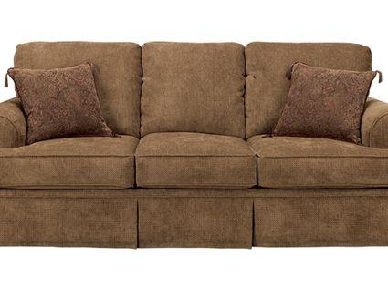 should i reupholster an old sofa. Black Bedroom Furniture Sets. Home Design Ideas
