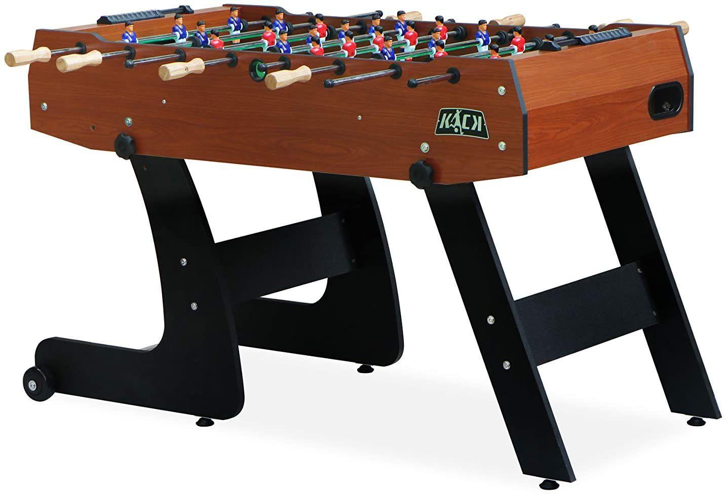 """KICK Monarch 48"""" in Folding Foosball Table"""