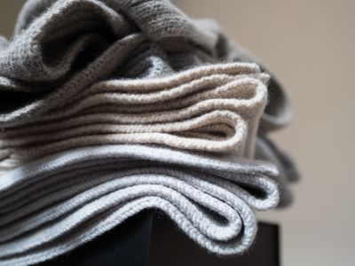 How to Care for Hand Knit Clothes and Blankets