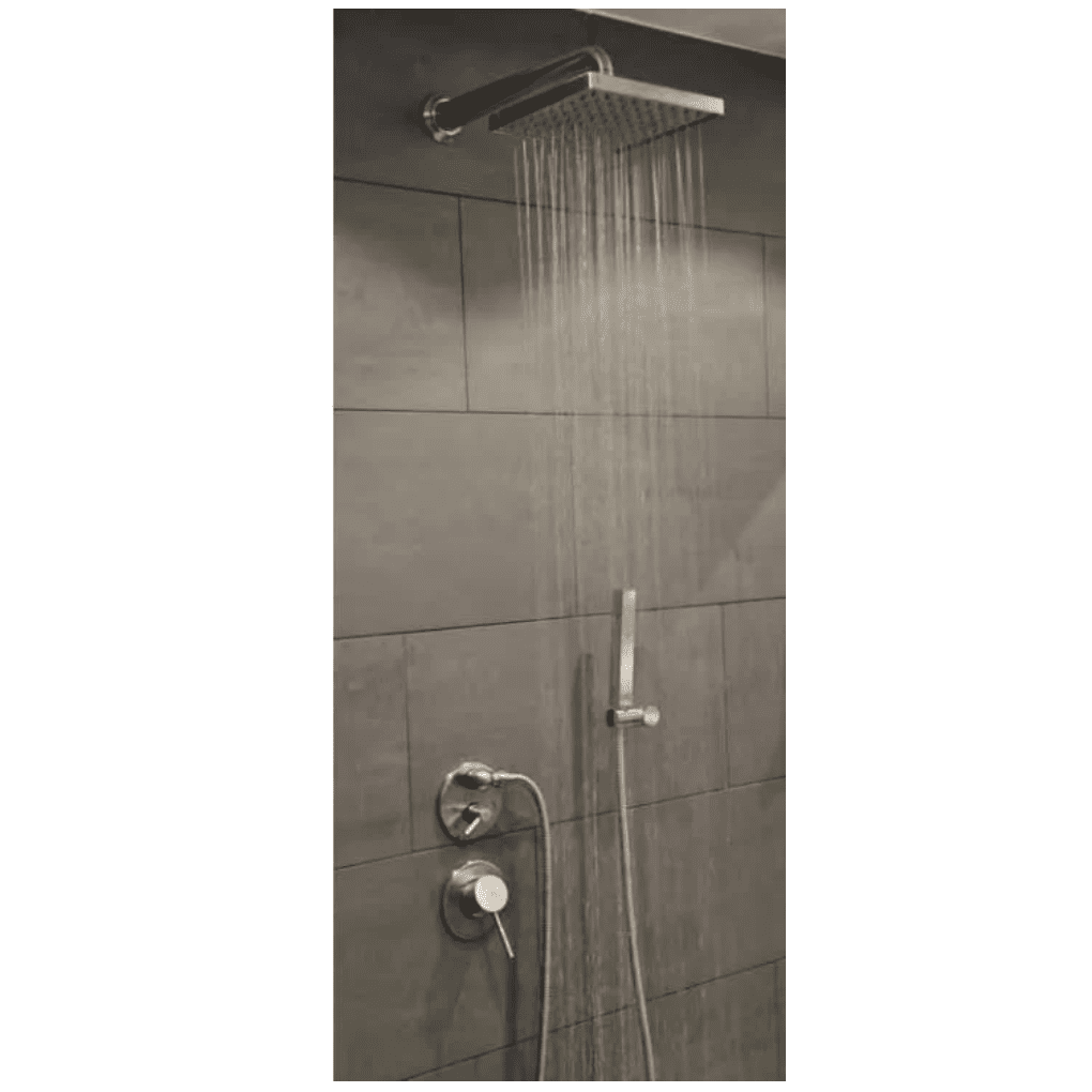 Thermostatic Control Wall mount Outdoor Shower
