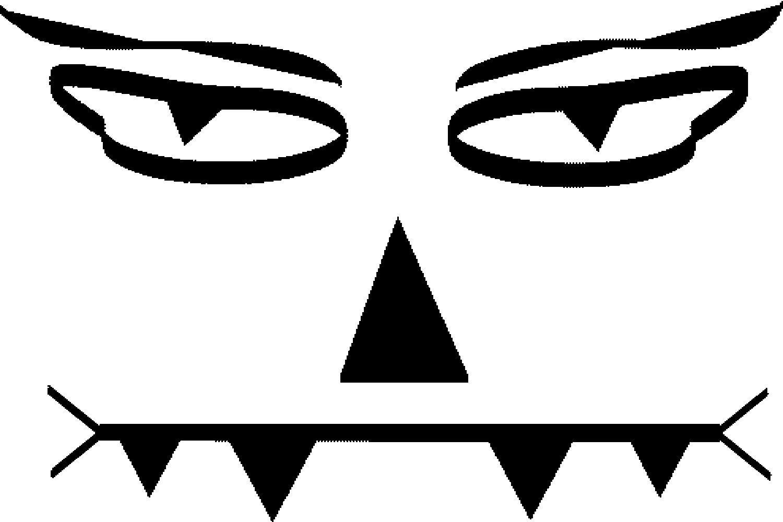 Free Jack O Lantern Patterns Printable Templates
