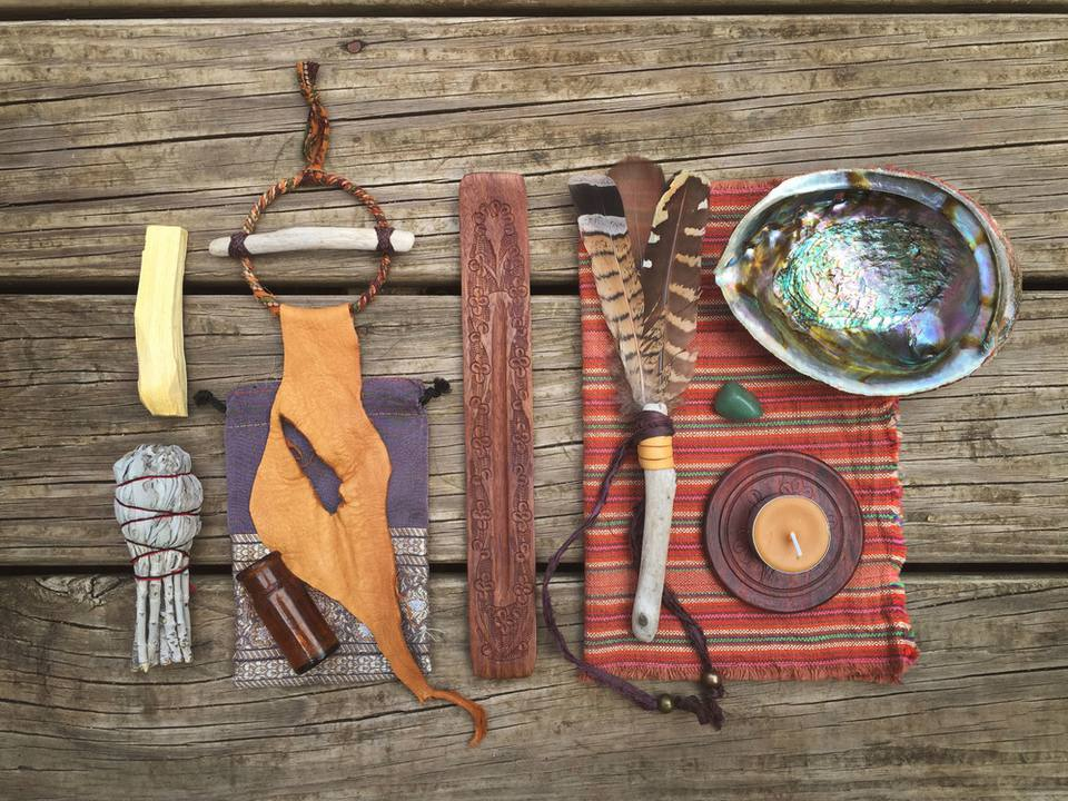 native altar supplies