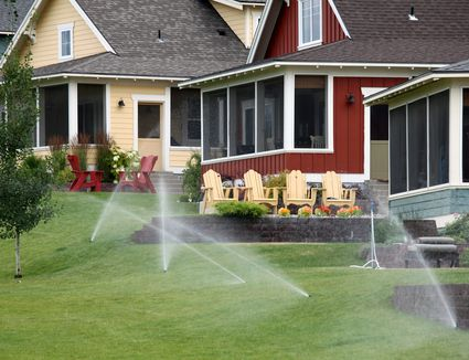 How To Replace A Lawn Irrigation Sprinkler Valve
