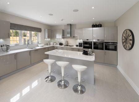 Kitchen Marble Flooring Opendoor