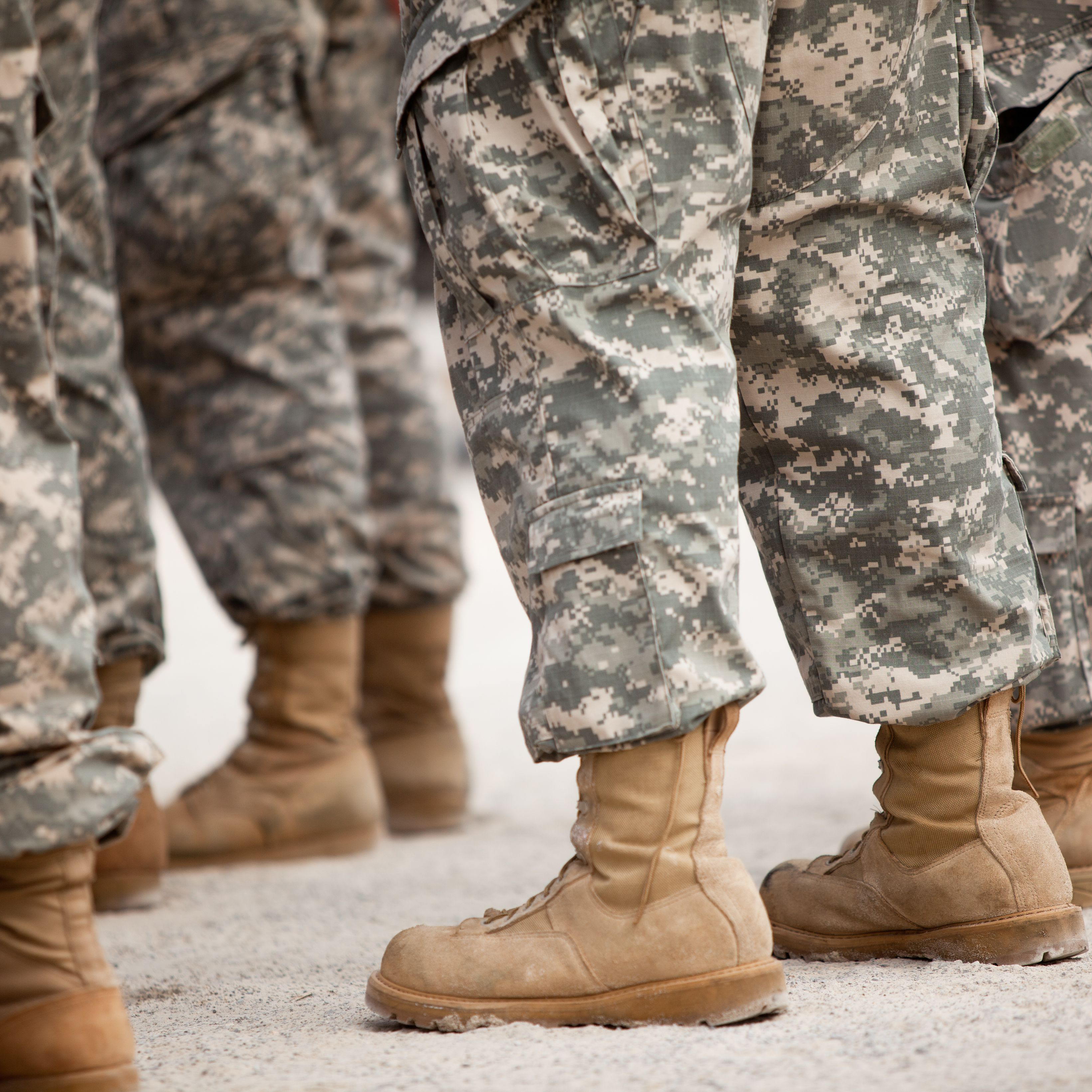 How to Wash Military Combat Uniforms
