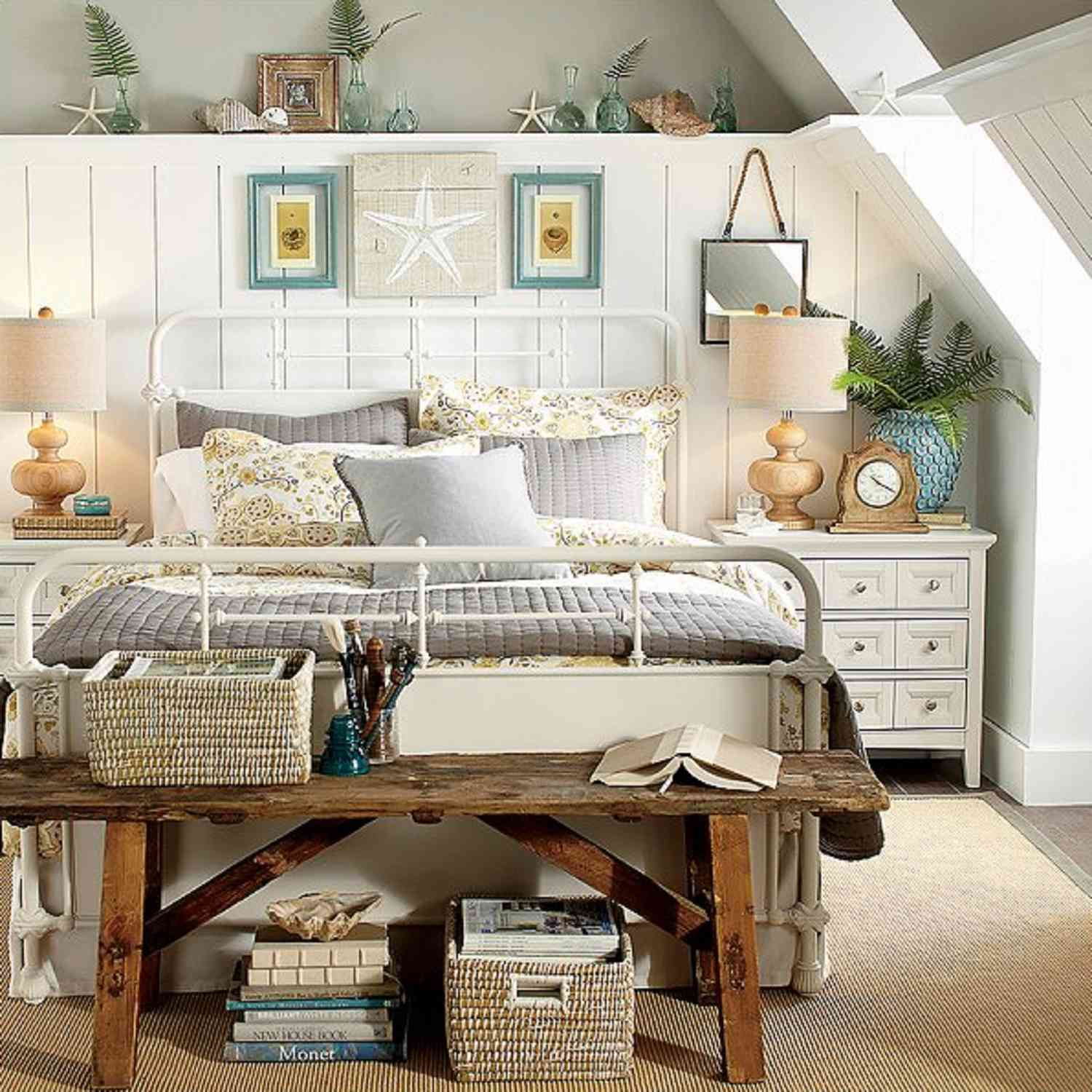 Gorgeous Beach Bedroom Decor Ideas