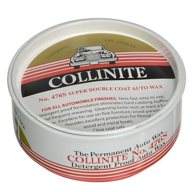 Collinite No. 476S Super Double Coat Auto Wax