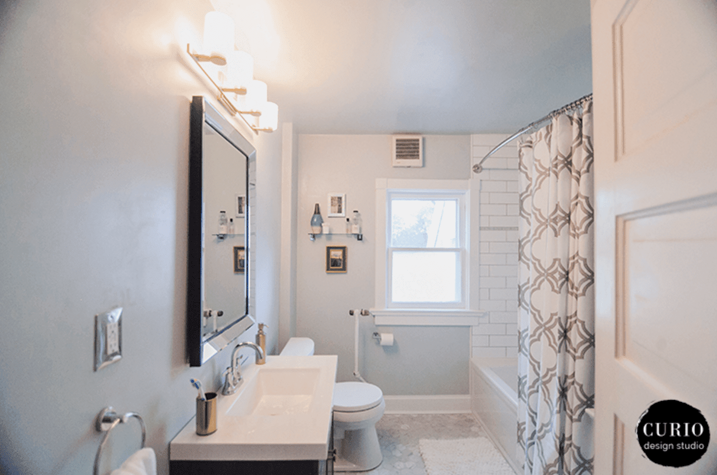 Best Colors for Small Spaces | Sherwin-Williams Sea Salt