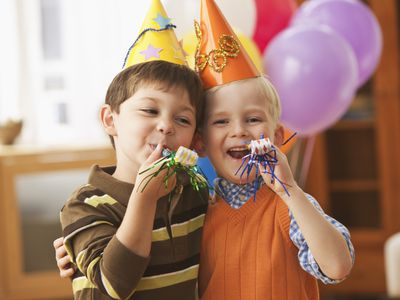 Bring On The Fire Breathing Birthday Fun With Dragon Party Games