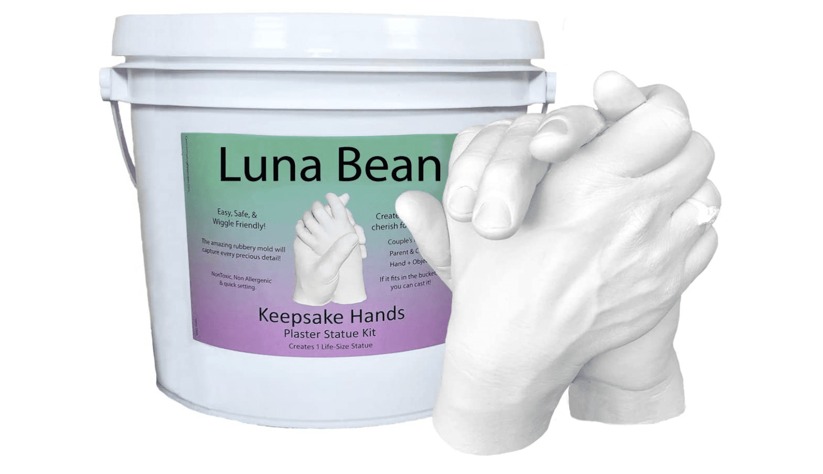 Keepsake Hands Casting Kit