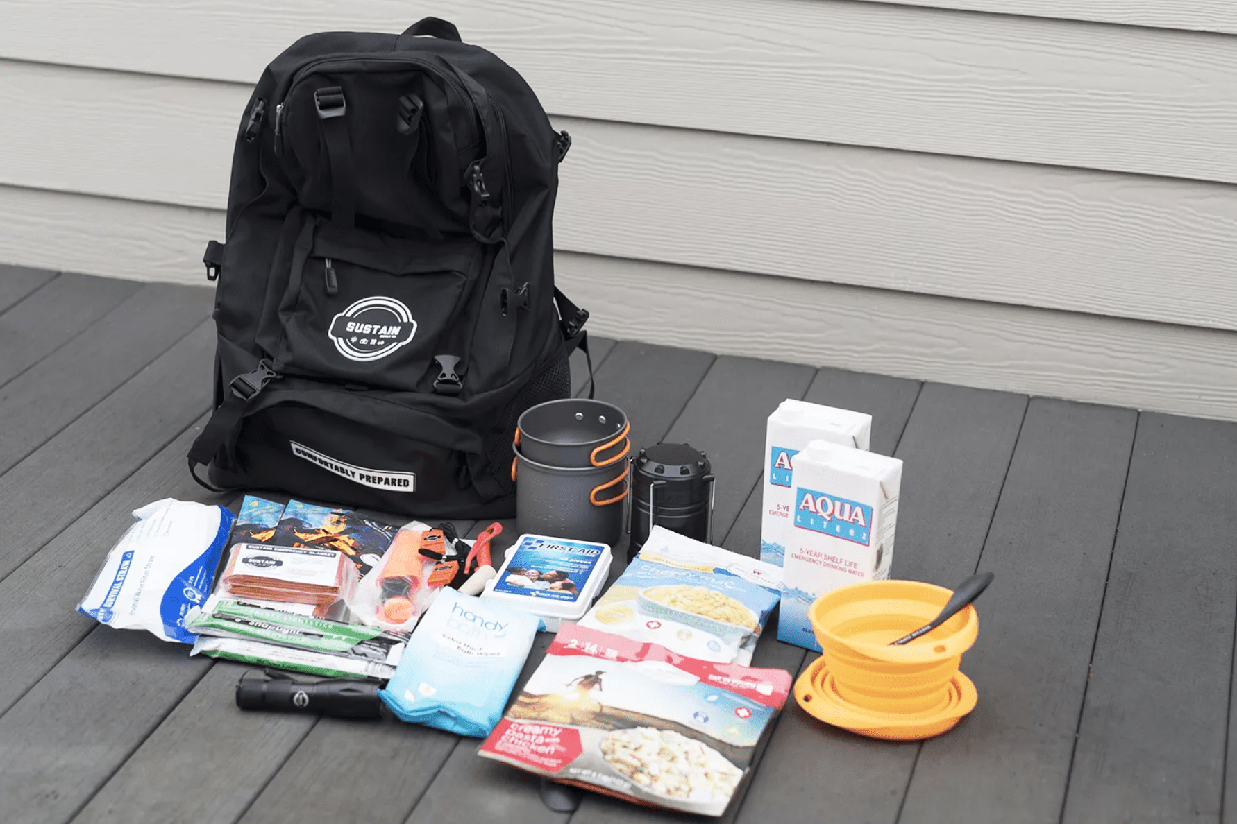 Sustain Supply Emergency Kit