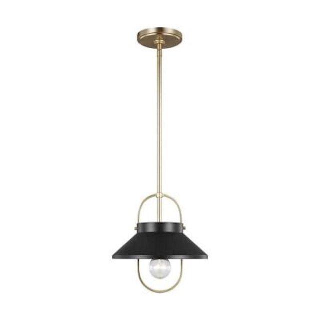 Sea Gull Lighting Dormer 1-Light Pendant