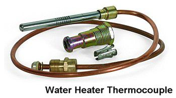 How To Replace A Water Heater Thermocouple Or Flame Sensor