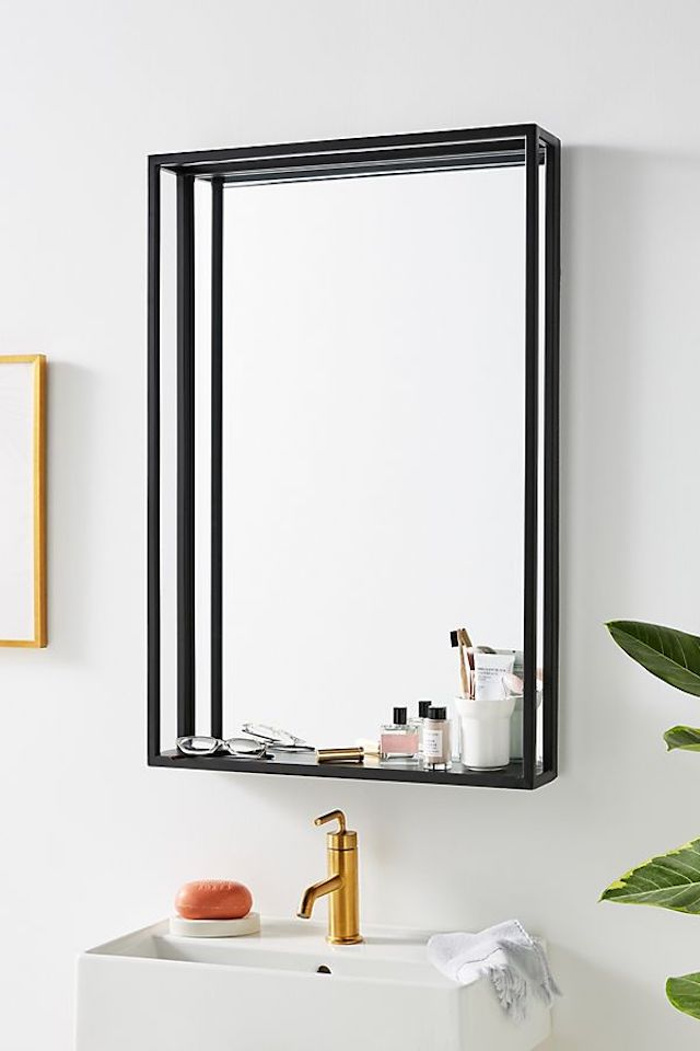 The 7 Best Bathroom Mirrors Of 2021, How To Put Mirror On Bathroom Wall