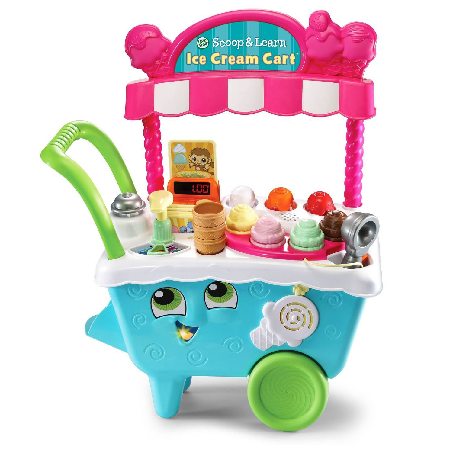LeapFrogR Scoop Learn Ice Cream Cart