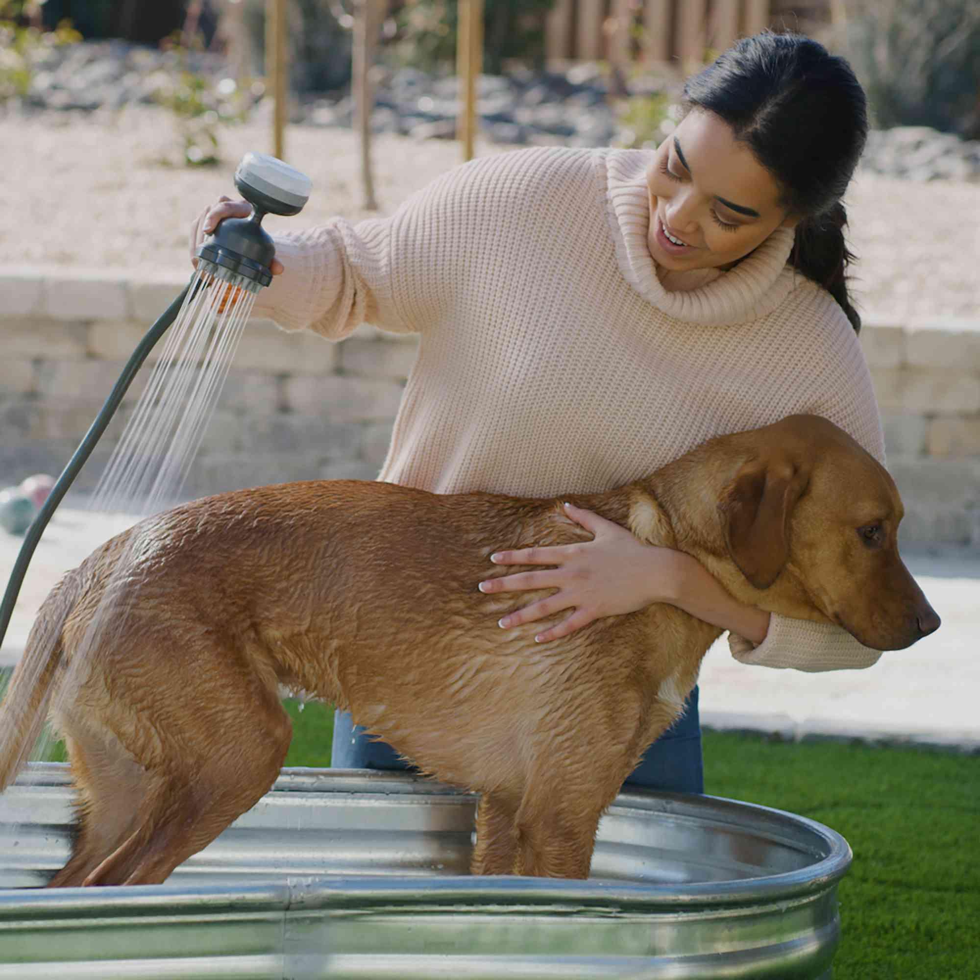 Oxygenics PawSpa Shampooch Handheld Pet Washer
