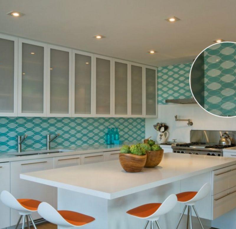 30 Amazing Design Ideas For Kitchen Backsplashes