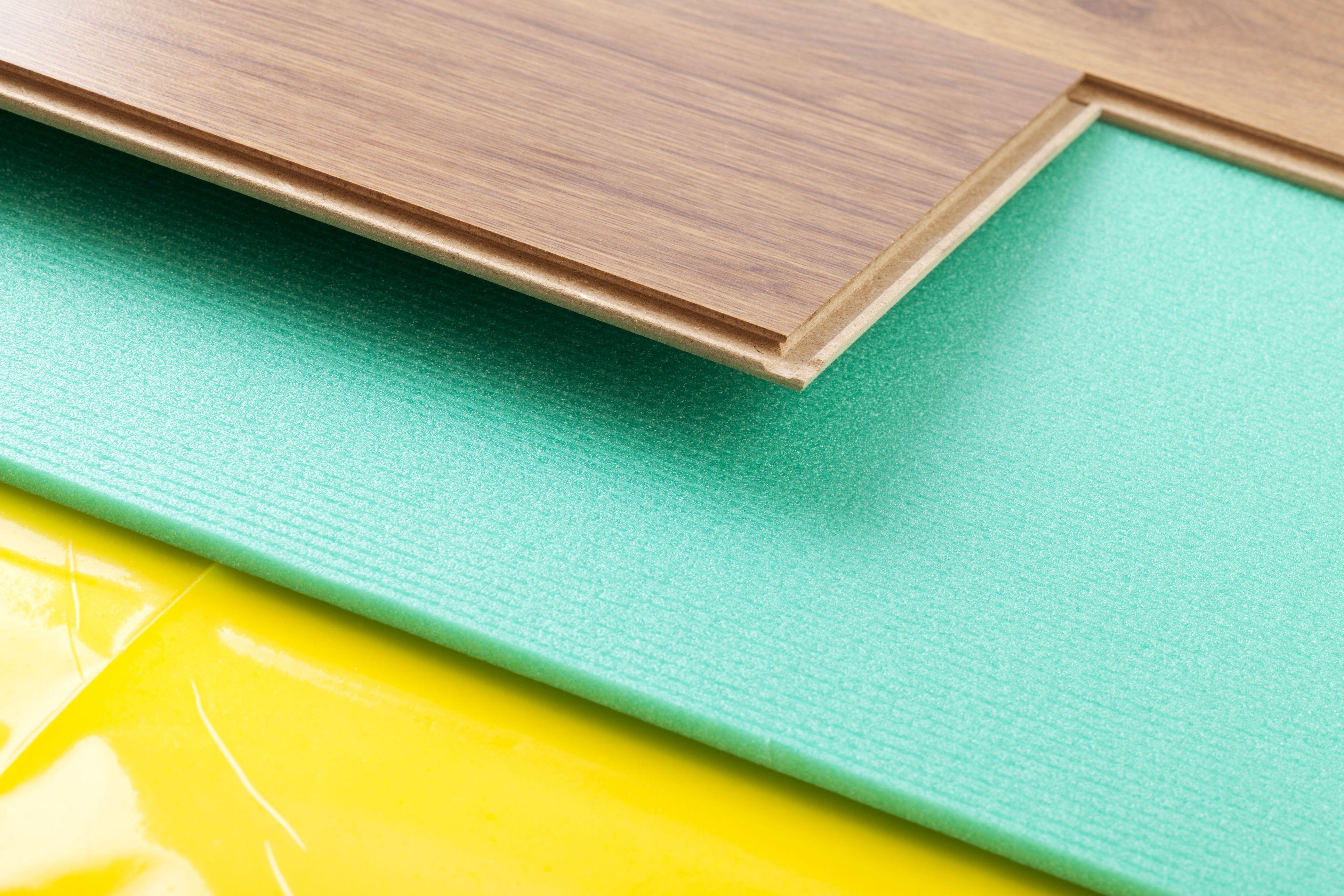 Laminate Flooring Underlayment Types To Buy And Basics