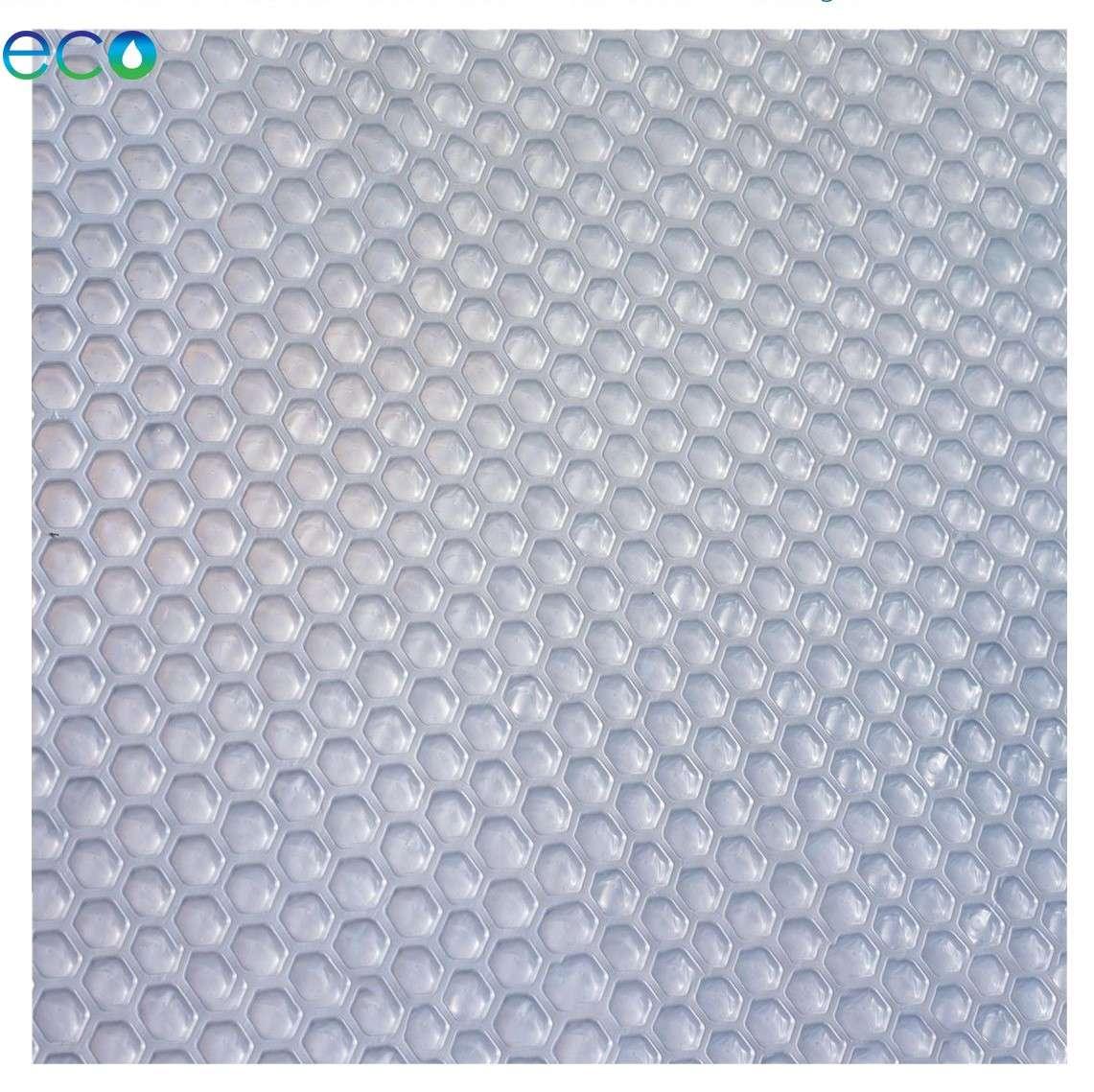 Pool Supply World Velox Silver Solar Cover