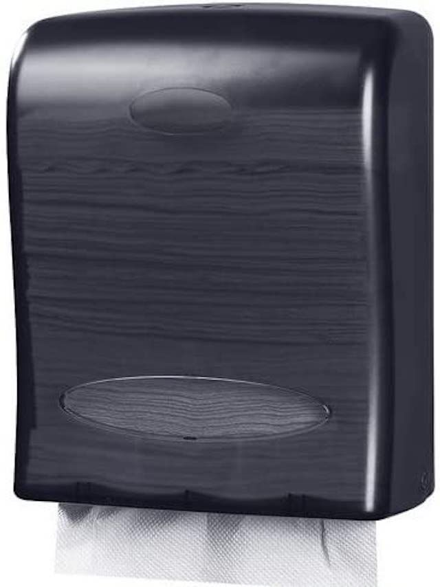 Oasis Creations Touchless Wall Mount Paper Towel Disp
