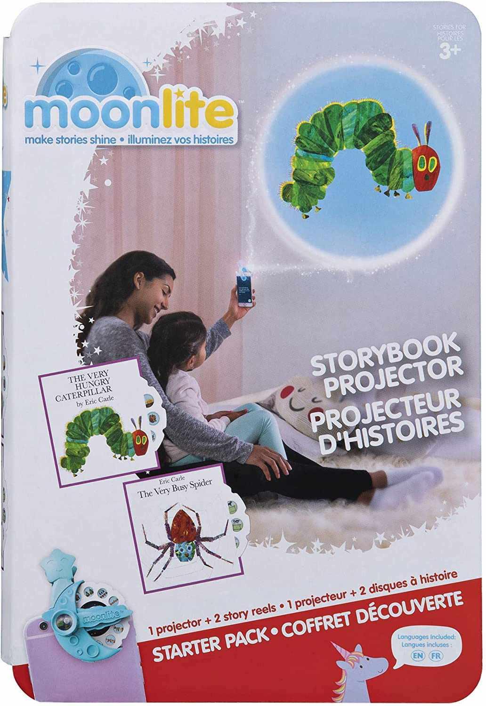 Moonlite Eric Carle Junior Starter Pack, Storybook Projector