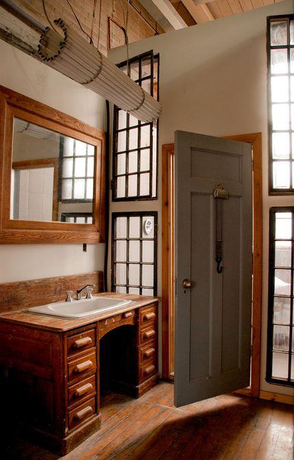 ideas de diseño de tocador de baño