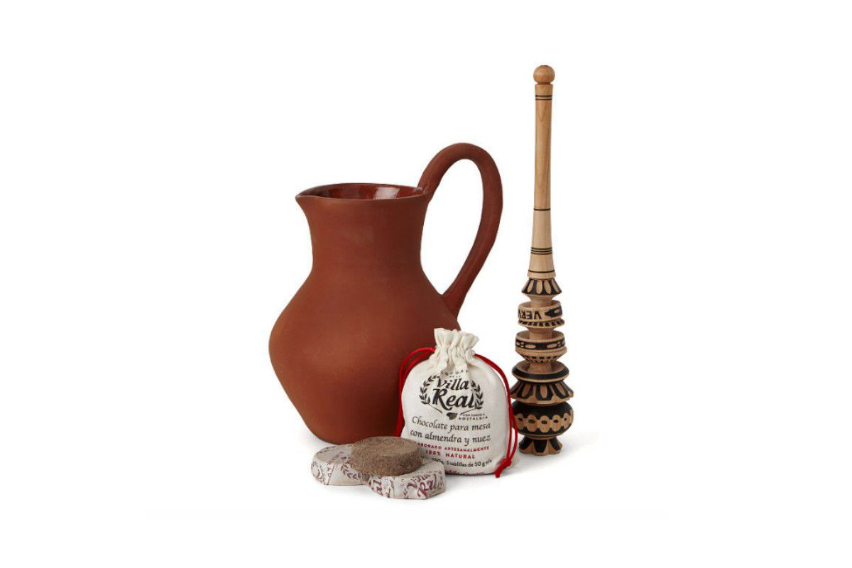 Traditional Mexican Hot Chocolate Set Uncommon Goods